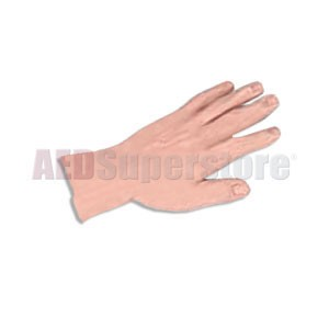 Simulaids IV Trainer Replacement Hand Skin (Left)