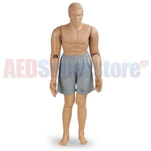 Simulaids 165 lbs. Handcuffing Police Training Manikin