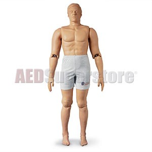 Simulaids Rescue Randy I.A.F.F. Manikin (various weights) w/Reinforcements