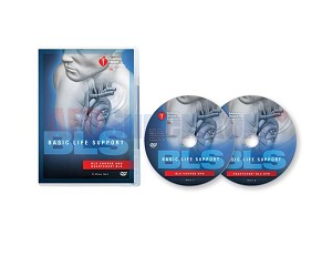 AHA 2015 BLS for Healthcare Providers DVD Set
