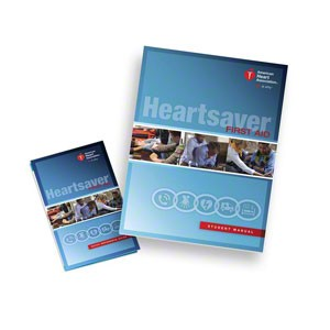 AHA 2015 Heartsaver First Aid Student Workbook