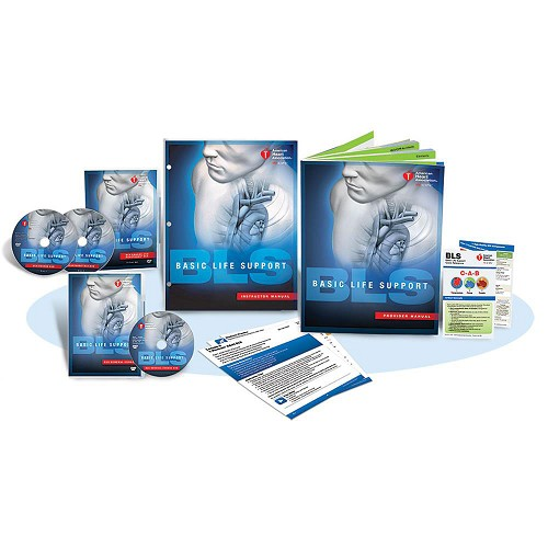 AHA 2015 Basic Life Support (BLS) Instructor Package