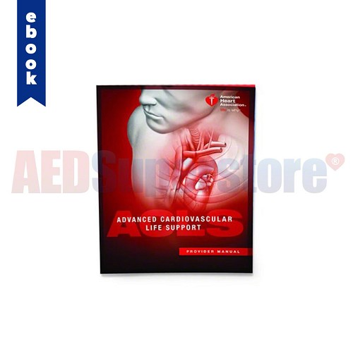 AHA 2015 ACLS Provider Manual eBook