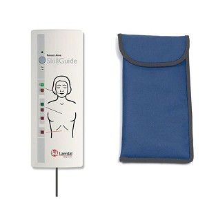 SkillGuide™ for the Resusci®  Anne Manikins by Laerdal