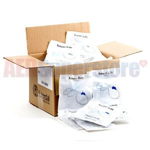 Laerdal Resusci Baby for First Aid Disposable Airways - 96 pk