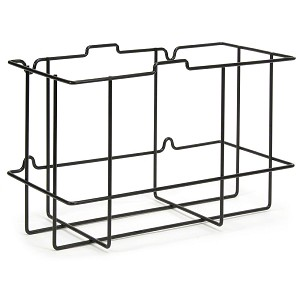 Cardiac Science Wall Wire Rack without Straps for AED in Carry Case