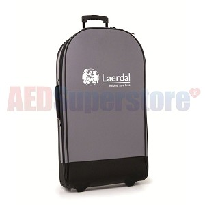Laerdal Trolley Suitcase for Resusci Anne QCPR Model Manikins