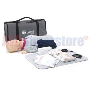 Laerdal Resusci Anne QCPR Torso w/Carry Bag