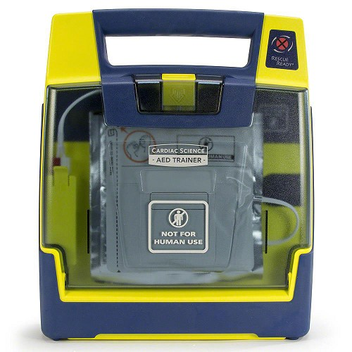 Cardiac Science Full-Size AED Trainer - Multiple Language Options!