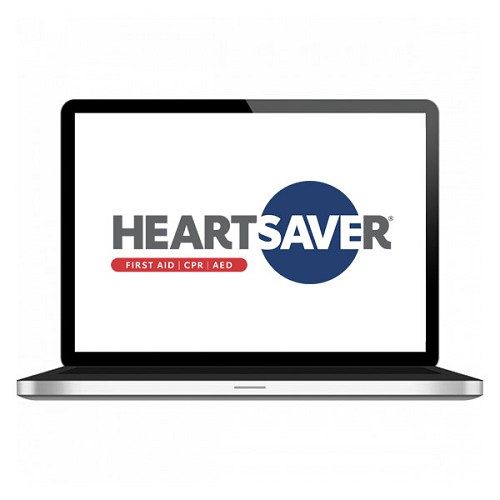 AHA 2020 Heartsaver® First Aid CPR AED Online Key Code