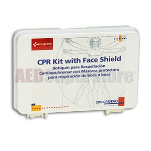 FAO Mini Personal CPR Kit