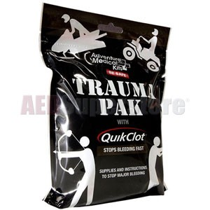 Professional Series Trauma Pak w/QuikClot® Medical Kit by Adventure Medical Kits