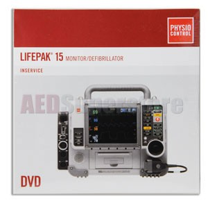 Physio-Control LIFEPAK® 15 Monitor/Defibrillator Inservice Video