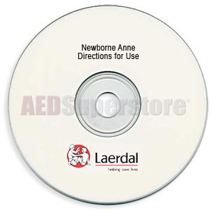 Laerdal Newborn Anne Directions for Use on CD