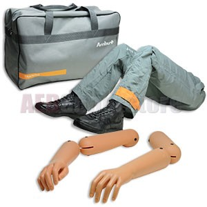 AMBU® Man Manikin Torso Upgrade Kit