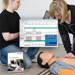 AMBU MAN Software Kit for CPR Model C Manikins