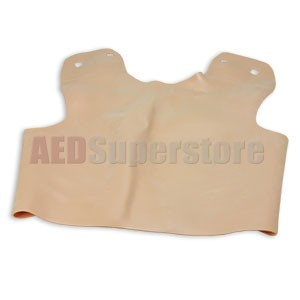 Ultimate Hurt Manikin Replacement Chest Skin by Laerdal