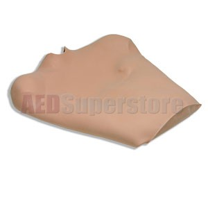 Simulaids JT & CPR Brad Manikin Chest Overlay Skin
