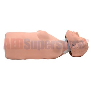 Simulaids Adult Female Torso CPR Manikin w/Carry Bag