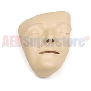 Laerdal Anne Decorated Face Pieces (6 Pack)