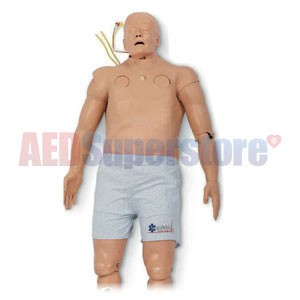 Simulaids PHTLS Torso Trainer - Full Body