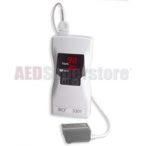 BCI 3301 Pulse Oximeter Hand-Held by Smiths Medical