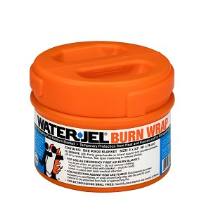FAO Water Jel® Burn Wrap Canister
