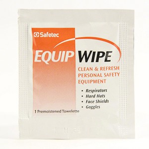 P.E.W.S.<sup>&reg</sup> Equipment Cleaning Towelette