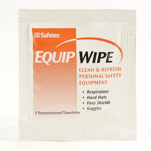 <B>Equip Wipe™ Equipment Cleaning Towelette</B>