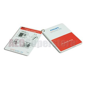 Quick Card for Philips HeartStart MRx Monitor/Defibrillators