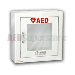 Cardiac Science Standard Size AED Cabinet