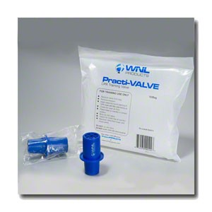 WNL Practi-Valve for CPR Training by WNL Safety Products