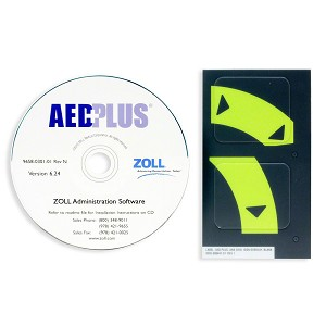 ZOLL AED Plus AHA 2010 Guidelines Upgrade Kit