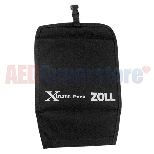 Replacement Front Flap for Xtreme Pack II with NIBP for ZOLL M Series Defibrillators