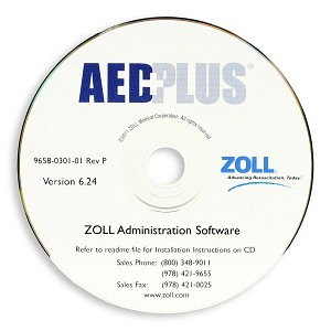 ZOLL® AED Plus® Administration Software (ZAS)