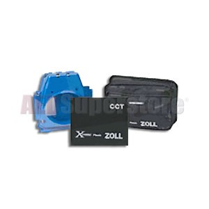 Xtreme Pack II Carry Case for ZOLL M Series CCT Defibrillators