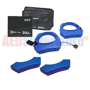 Xtreme Pack II Carry Case for ZOLL M Series CCT Defibrillators With Modem Extension Cable