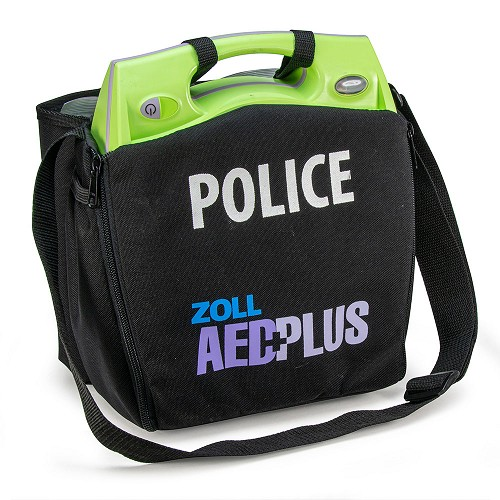 ZOLL® AED Plus® POLICE Soft Case Replacement
