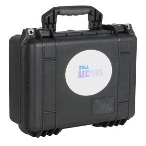 ZOLL® AED Plus® Hard Sided Carry Case