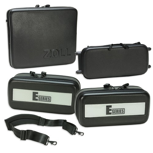 Complete Bag Set (Roll Cage) for ZOLL E Series Defibrillators
