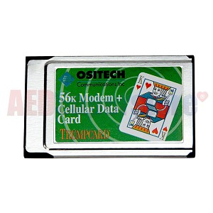 "Replacement Ositech ""King of Hearts III"" Modem Card for ZOLL E & M Series Defibrillators"