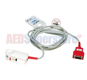 SpO2/SpCO/SpMet Rainbow DCI Pediatric Reusable Patient Cable/Sensor for ZOLL ALS Monitors / Defibrillators