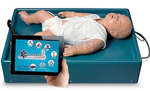 Simulaids SMART STAT Baby Advanced w/iPAD®