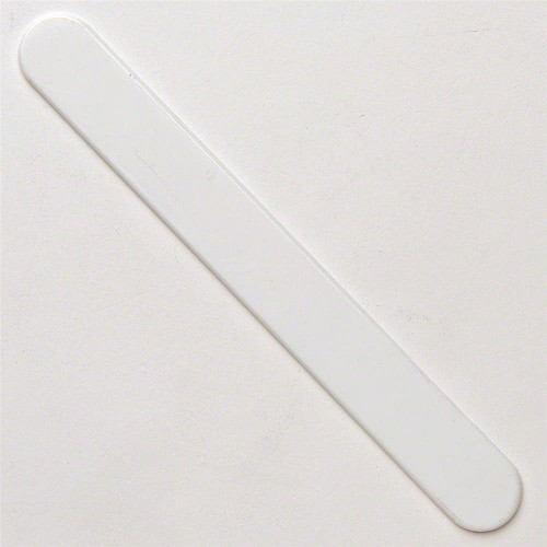 Simulaids Plastic Spatula - Package of 6