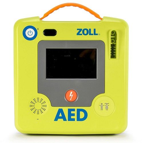 ZOLL® AED 3 BLS for Professionals & First Responders