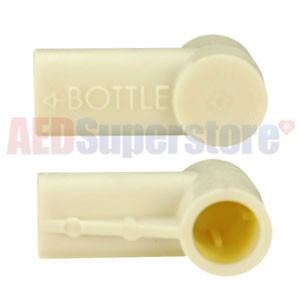 Laerdal 90 Degree Canister Connection Elbow for Canister Suction Unit 88005001 & 88006001