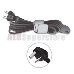 Laerdal AC Power Cord (UK) for LCSU4 Suction Units