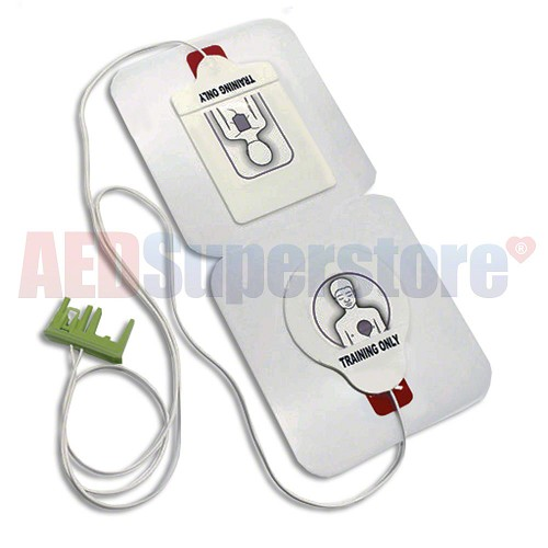 Training Electrodes, Pediatric (package of 6) for ZOLL® AED Plus® Trainer & Trainer2