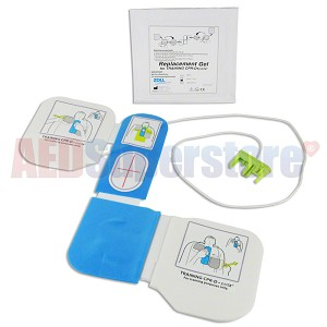 ZOLL® AED Plus® Replacement TRAINING Electrode Pad