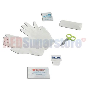 ZOLL® Rescue Accessory Kit for CPR-D Padz